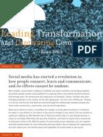 Leading Transformation - Brian Solis