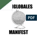 antiglobales Manifest