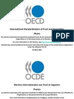 OECD Plums Prunes
