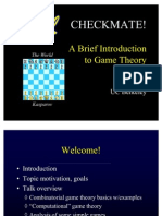 A Brief Introduction to Game Theory
