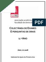 Ied Exame Orais i & II