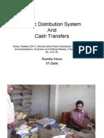 28 Cash Transfers Reetika Khera