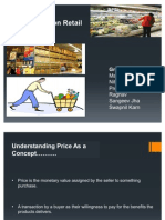 Retail Mgmt on Retail Pricing