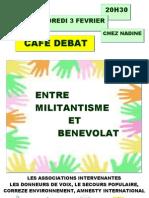 Affiche Cafe Debat 3 Fevrier Bis