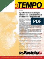 Jornal do mandato do deputado federal Dr. Rosinha (PT-PR) Dez/2011