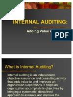 5 Internal Audit