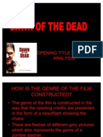 Media- 3 Opening Credits