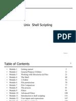 Unix Fundamentals and Shell Scripting
