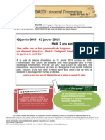 Bulletin Infoconacoh 2012 No 1