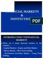 Financial Markets Mms