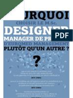 Bat Brochure Design Web
