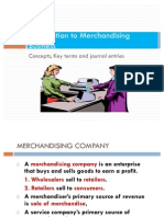 Introduction to Merchandising Business (2)