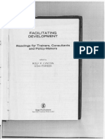 Facilitating Development Book