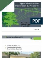1- Présentation MTQ - Projet Turcot  C-C
