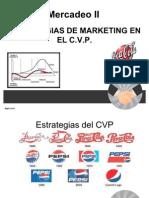 Estrategias Del CVP