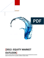 2012. Equity Outlook.