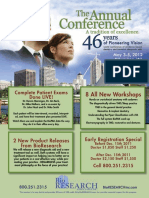 2012 BioRESEARCH Annual Conference of Evidence Based Dentistry