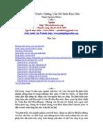 Dao Phat Voi Nhung Van de Sinh Dao Duc - Trinh Nguyen Phuoc