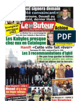 LE BUTEUR PDF du 12/01/2012