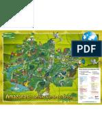 Mapa Amazonas