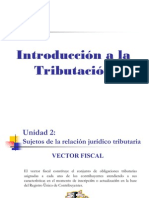 Copia de Introduccion a La Tributacion