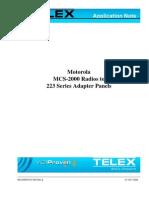 223 to MCS-2000