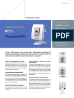 IP55 Datasheet
