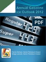 Gasoline Forecast Media