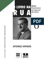 Afonso Arinos Pequena Biografia