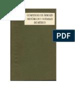 Compendio Arboles Historicos de Mex