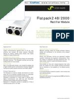Flatpack2 Rectifier 482000