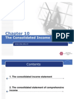 IFRS Chapter 10 the Consolidated Income Statement