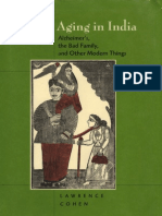 No Aging in India Alzheimer 039 s the Bad Family and Other Modern Things