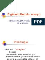 presentacion ensayo 2011