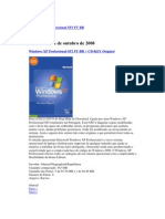 Windows XP Professional SP2 PT BR