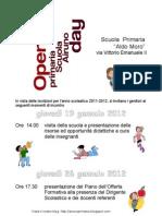 Open Day Primaria Airuno 2012