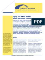 smart growth & aging - building aging-sensitive communities