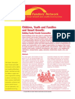 smart growth & children, youth & families - building family friendly communities