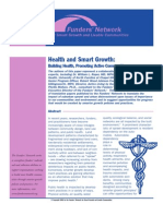 smart growth & health - building health, promoting active communities