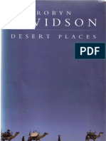 Davidson, Robyn - Desert Places