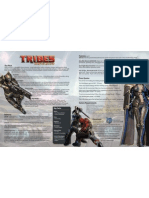 Tribes About Presskit