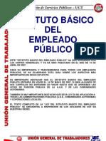 Resumen Estatuto Basico Del Empleado Publico