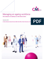 Managing Ageing Workforce