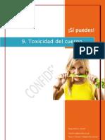 9 Factor Toxicidad