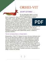 Intreprinderea Orhei_Vit
