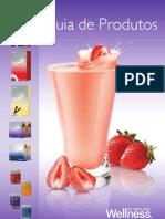 Guia de produtos wellness