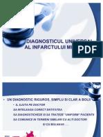 Diagnosticul Universal Al Infarctului Miocardic