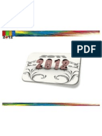 2012 Resoluciones