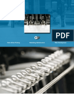 Global Printing - Corporate Brochure and Case Studies