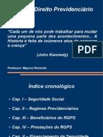 Curso de Direito Previdenciário - Professor Maycon - Cap I - Seguridade Social